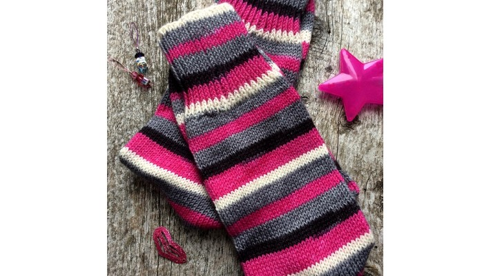 Sock Star - Crazy Stripes