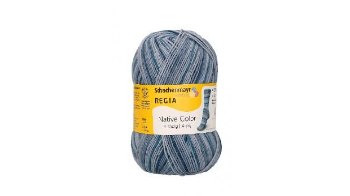 Regia 4 ply  Native Color