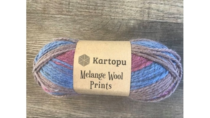 Melange Wool Prints